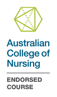 Australian College of Nursing Endorsed Course logo 2019