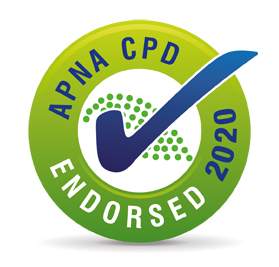 APNA Endorsed logo 2020