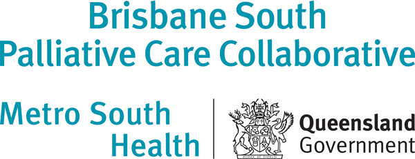 Brisbane South Palliative Care Collaborative logo